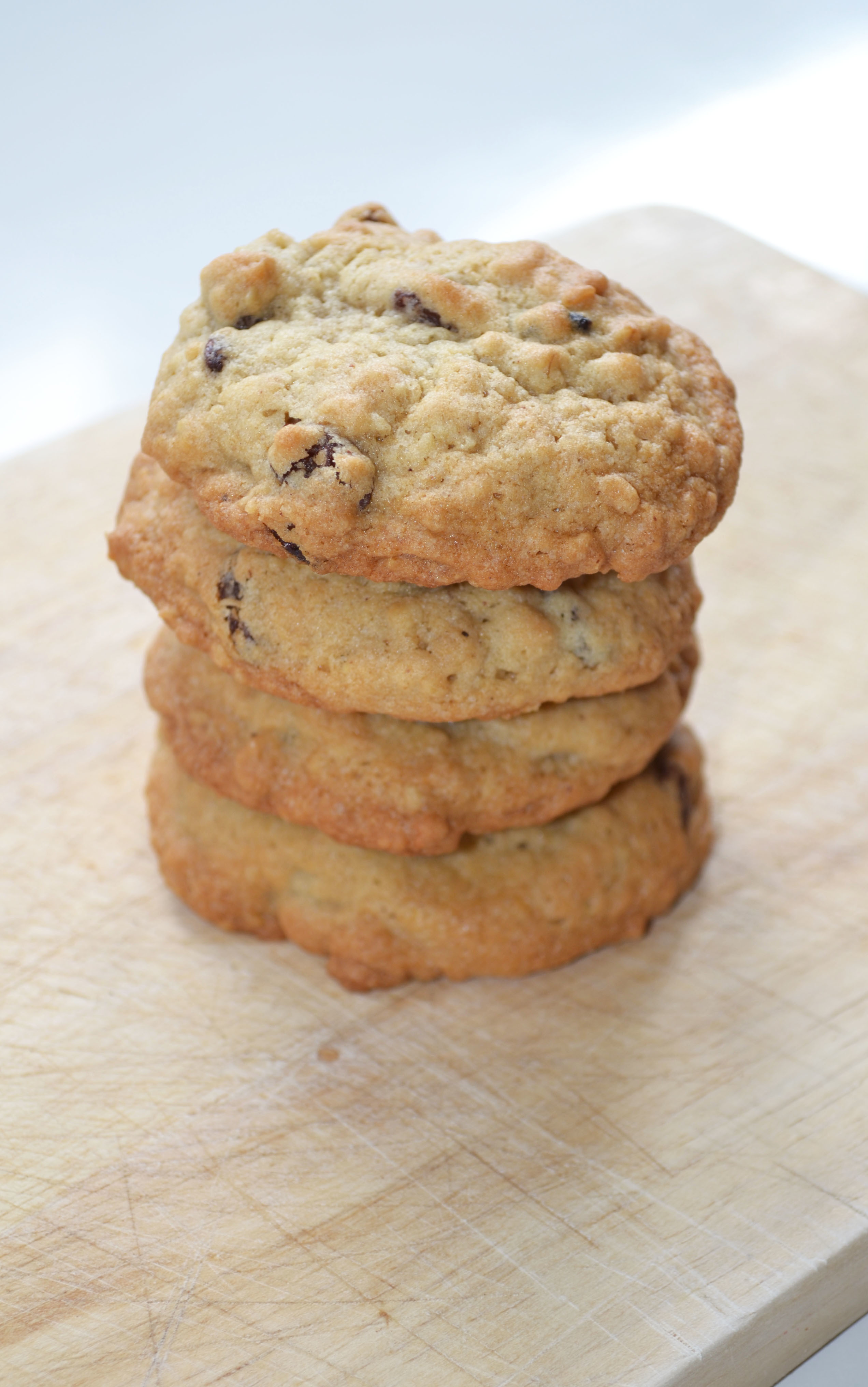 Oat & Raisin Cookies