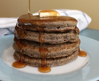 Light & Fluffy Gluten Free Whole Grain Pancakes