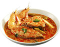 Penang Nyonya style Assam Fish Curry Recipe