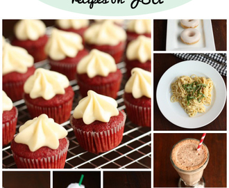 Top 10 Vegan Recipes on JSA