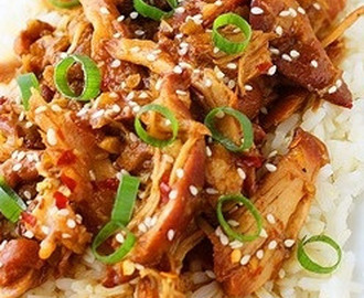 Slow Cooker Honey & Soy Chicken