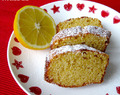 Ciambella with Lemon and Yogurt
