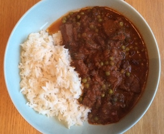 A Simple Beef Madras Recipe