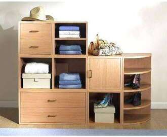 Storage Cubes With Drawers