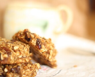 Healthy Sweet Potato Breakfast Cookies