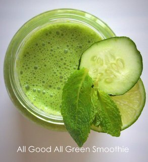 Should You Do a Cleanse and a Recipe for a Super Delicious Green Detox Smoothie