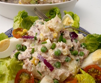 Spanish Tuna & Potato Salad