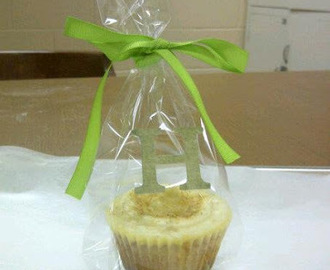 "Key Lime ""Hillary"" Cupcakes - A Tribute to Camp Merrywood and to Hillary"