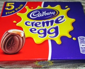 New 2015 Recipe - Cadbury Creme Eggs (Aldi) [By @cinabar]