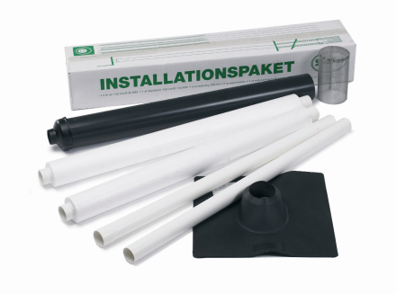 Mulltoa Installationspaket