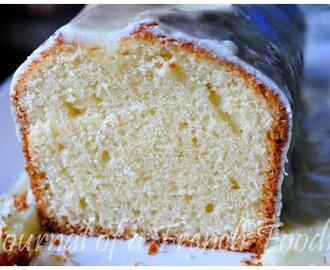 Lemon cake (Starbucks secret recipe)
