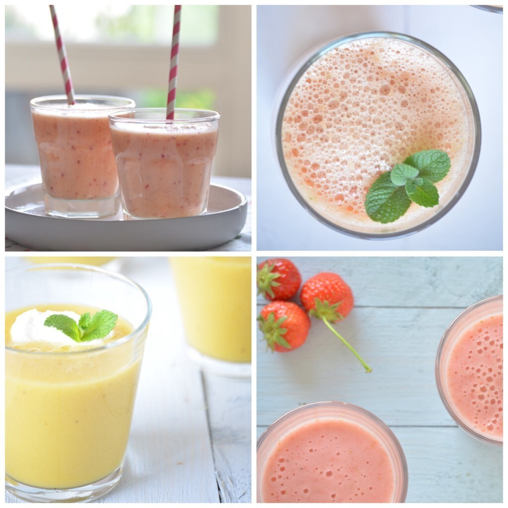 7x zomerse smoothies