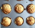 Cooking with Children - Pear & Banana Muffins