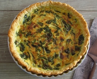 Spinach pie | Food From Portugal
