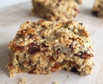 Thermomix Nut Free Muesli Slice