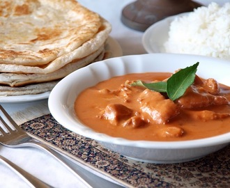 Murgh Makhani: Butter Chicken Recipe