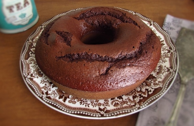 Cocoa cake | Food From Portugal