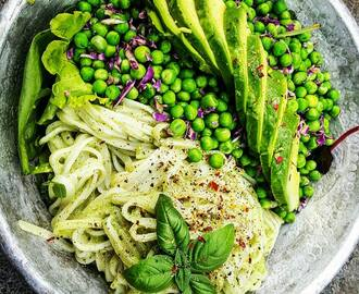 VEGAN VIBES: Greens to die for!