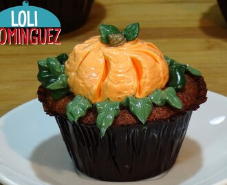 Cupcakes ESPECIAL HALLOWEEN, decorados con buttercream