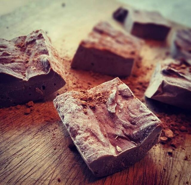 Skinny Sinner: Chocolate Fudge -klaar in tien minuutjes-