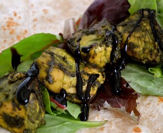Gluten and Dairy Free Grilled Coriander and Lime Chicken