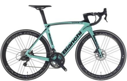 Bianchi Oltre XR.4 CV Disc Super Record 2019 - Road Bike