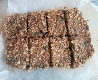 Sugar-Free Flapjacks: A Late Start to the New Year