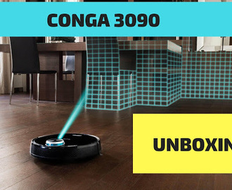 Unboxing Conga Series 3090