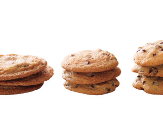 Crispy, Cakey, or Chewy? Chocolate Chip Cookies