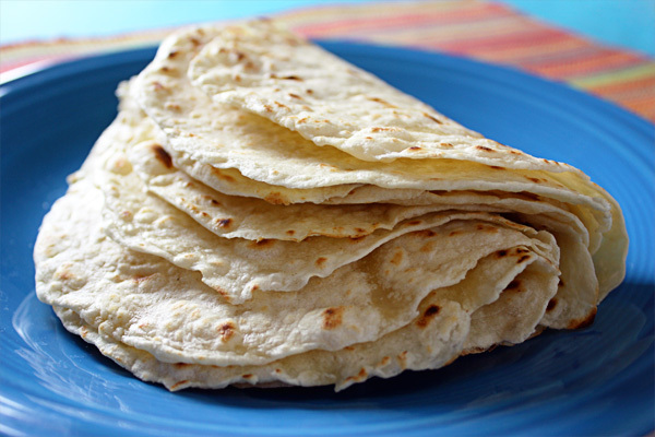 Easy Tortillas Recipe