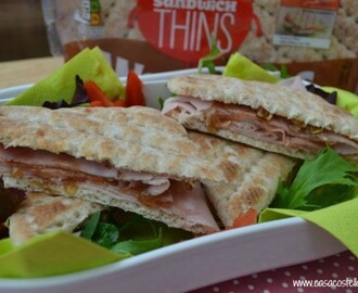 Warburtons Sandwich Thins Challenge