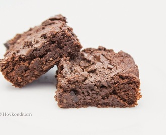 Vegan and Gluten-Free Chocolate Brownies