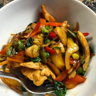 Hairy dieters Chicken Chow Mein