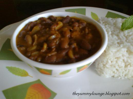 Punjabi Rajma Masala | North Indian Restaurant Style Rajma Recipe