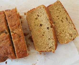 Banana and Zucchini Loaf
