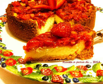 New  York cheesecake – ricetta da forno