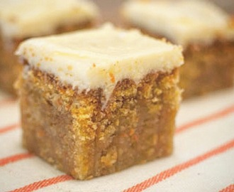 Recept: Wortelcake met roomkaas
