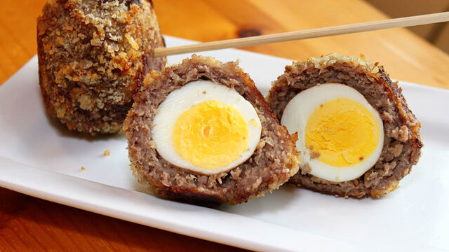 Baked Scotch Eggs
