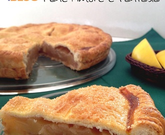 Apple Pie – torta di mele americana – ricetta originale