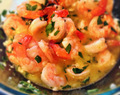 Shrimp Scampi(esque) Appetizer