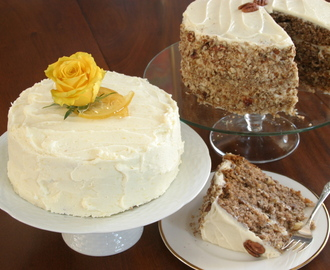 Cooking Class Monday - Layer Cake Tips