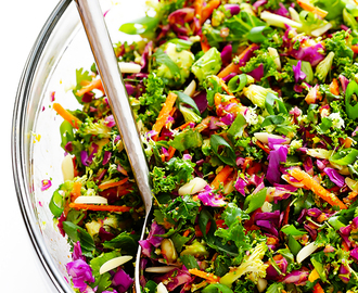 Seriously Delicious Detox Salad