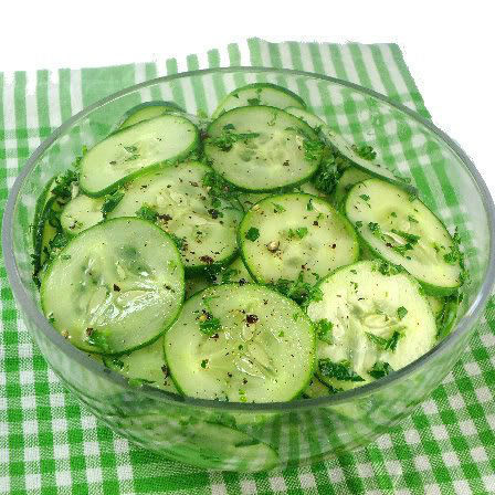 Redux: Scandinavian Cucumber Pickle