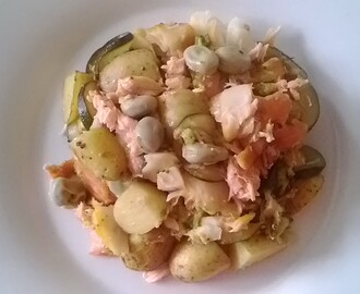 Smoked Fish Bake - Family Favourties