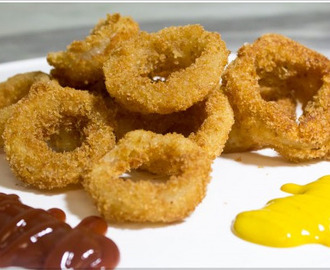 Onion Rings do Burguer King Receita.