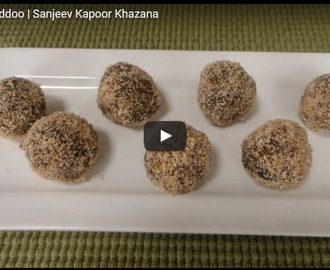 Dry Fruit Laddoo Recipe Video