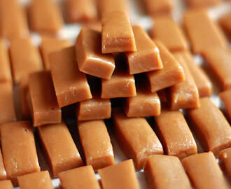 Caramel Candy Gold Bars