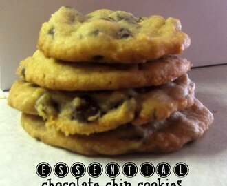 Essential Chocolate Chip Cookies *****
