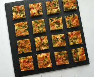 Recipe: Mini Picnic Quiche Bites