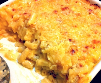 Emma's Special Macaroni Cheese Recipe